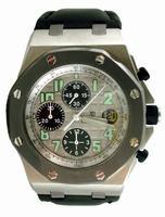 Audemars Piguet Royal Oak Offshore Sincere Mens Wristwatch 26034TS.OO.D001IN.02