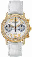Audemars Piguet Ladies Jules Audemars Globe Chronograph Wristwatch 26037BA.ZZ.D014CR.01.A
