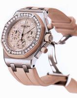 Audemars Piguet Royal Oak Offshore Chronograph Ladies Wristwatch 26048SK.ZZ.D081CA.01