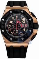Audemars Piguet Royal Oak Offshore Alinghi Team Chronograph Mens Wristwatch 26062OR.OO.A002CA.01