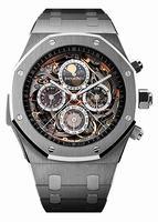 Audemars Piguet Royal Oak Grande Complication Mens Wristwatch 26065IS.OO.1105IS.01
