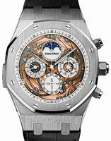 Audemars Piguet Royal Oak Perpetual Calendar Minute Repeater Chronograph Mens Wristwatch 26065ST.OO.D002CR.01