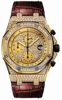 Audemars Piguet Royal Oak Offshore Chronograph Mens Wristwatch 26067BA.ZZ.D088CR.01