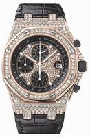 Audemars Piguet Royal Oak Offshore Chronograph Mens Wristwatch 26067OR.ZZ.D002CR.01