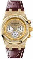 Audemars Piguet Royal Oak Chronograph Mens Wristwatch 26068BA.ZZ.D088CR.01