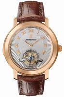 Audemars Piguet Jules Audemars Tourbillon Minute Repeater Mens Wristwatch 26072OR.OO.D088CR.01