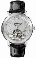 Audemars Piguet Jules Audemars Tourbillon Minute Repeater Mens Wristwatch 26072TI.OO.D002CR.01