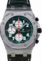 Audemars Piguet Royal Oak Offshore Monte Napoleone Mens Wristwatch 26075ST.OO.D038CR.01
