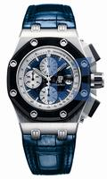 Audemars Piguet Royal Oak Offshore Rubens Barrichello Chronograph Mens Wristwatch 26078PO.OO.D018CR.01