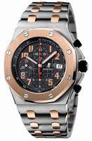 Audemars Piguet Royal Oak Offshore Diver QE II Cup 2006 Mens Wristwatch 26079IR.OO.1000IR.01