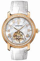 Audemars Piguet Jules Audemars Tourbillon Ladies Wristwatch 26084OR.ZZ.D016CR.01