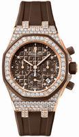 Audemars Piguet Royal Oak Offshore Chronograph Ladies Wristwatch 26092OK.ZZ.D080CA.01