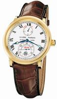Ulysse Nardin Marine Chronometer Mens Wristwatch 261-77/40GR