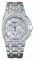 Audemars Piguet Royal Oak Offshore Ladies Chronograph Diamond-Set Wristwatch 26114CK.ZZ.9181BC.01