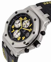 Audemars Piguet Royal Oak Offshore Jalan Bukit Bintang Mens Wristwatch 26115TI.OO.D002CR.01
