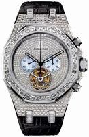Audemars Piguet Royal Oak Tourbillon Chronograph Mens Wristwatch 26116BC.ZZ.D002CR.01
