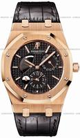 Audemars Piguet Royal Oak Power Reserve Mens Wristwatch 26120OR.OO.D002CR.01