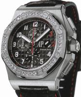 Audemars Piguet Royal Oak Offshore Shaquille O'Neal Chronograph Mens Wristwatch 26134BC.ZZ.A101CR.01