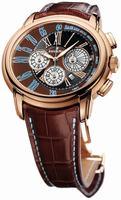 Audemars Piguet Millenary Chronograph Mens Wristwatch 26145OR.OO.D095CR.01