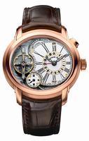 Audemars Piguet Millenary Quadriennium Rose Gold Mens Wristwatch 26149OR.OO.D803CR.01