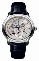 Audemars Piguet Millenary Maserati Dual Time Mens Wristwatch 26150PT.OO.D028CR.01
