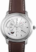 Audemars Piguet Millenary Maserati Dual Time Mens Wristwatch 26150ST.OO.D084CU.01