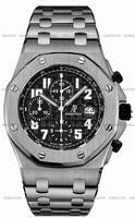 Audemars Piguet Royal Oak Offshore Mens Wristwatch 26170ST.OO.1000ST.08