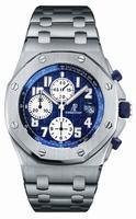 Audemars Piguet Royal Oak Offshore Chronograph Mens Wristwatch 26170TI.OO.1000TI.04