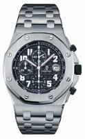 Audemars Piguet Royal Oak Offshore Chronograph Mens Wristwatch 26170TI.OO.1000TI.06