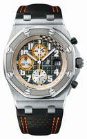 Audemars Piguet Royal Oak Offshore Gentleman Driver Mens Wristwatch 26175ST.OO.D003CU.01