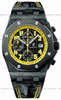 Audemars Piguet Royal Oak Offshore Chronograph Special Editions Mens Wristwatch BUMBLE BEE 26176FO.OO.D101CR.01
