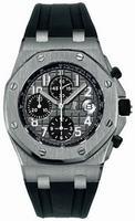 Audemars Piguet Royal Oak Offshore Chronopassion Mens Wristwatch 26185TI.GG.D002CA.01