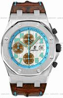 Audemars Piguet Royal Oak Offshore Mens Wristwatch 26187ST.OO.D801CR.01