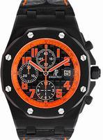 Audemars Piguet Royal Oak Offshore Lava Mens Wristwatch 26200SN.OO.D101CR.01