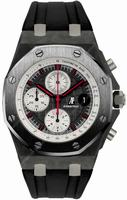 Audemars Piguet Royal Oak Offshore Jarno Trulli Mens Wristwatch 26202AU.OO.D002CA.01