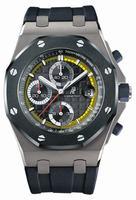 Audemars Piguet Royal Oak Offshore Sebastien Buemi Mens Wristwatch 26207IO.OO.A002CA.01