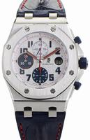 Audemars Piguet Royal Oak Offshore Tour Auto 2012 Mens Wristwatch 26208ST.OO.D305CR.01