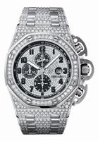 Audemars Piguet Royal Oak Offshore Chronograph Ladies Wristwatch 26215BC.ZZ.1239BC.01