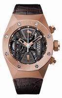 Audemars Piguet Royal Oak Concept Tourbillon Chronograph Rose Gold Mens Wristwatch 26223OR.OO.D099CR.01