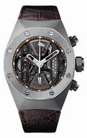 Audemars Piguet Royal Oak Concept Tourbillon Chronograph Titanium Mens Wristwatch 26223TI.OO.D099CR.01