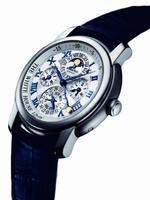 Audemars Piguet Jules Audemars Clinton Foundation Platinum Mens Wristwatch 26258PT.OO.D028CR.0157