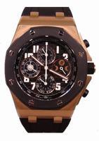 Audemars Piguet Royal Oak Offshore Restivo Chronograph Perpetual Calendar Mens Wristwatch 26262OK.OO.1150CA.01