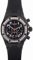 Audemars Piguet Royal Oak Offshore Forged Carbon Ladies Wristwatch 26267FS.ZZ.D002CA.02