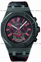 Audemars Piguet Royal Oak Chrono Tourbillon Las Vegas Mens Wristwatch 26268SN.OO.D003CU.01