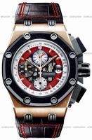 Audemars Piguet Royal Oak Offshore Rubens Barrichello Chronograph III Mens Wristwatch 26284RO.OO.D002CR.01