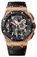 Audemars Piguet Royal Oak Offshore Tourbillon Chronograph Mens Wristwatch 26288OF.OO.D002CR.01