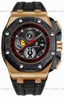 Audemars Piguet Royal Oak Offshore Grand Prix Mens Wristwatch 26290RO.OO.A001VE.01