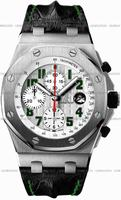 Audemars Piguet Royal Oak Offshore Pride of Mexico Mens Wristwatch 26297IS.OO.D101CR.01
