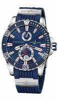 Ulysse Nardin Marine Diver 2014 Mens Wristwatch 263-10-3/93