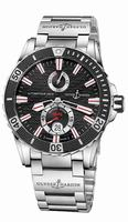 Ulysse Nardin Marine Diver 2014 Mens Wristwatch 263-10-7M/92